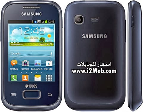 Samsung Galaxy Y Plus S5303