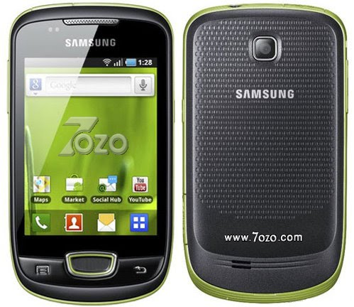 facebook mobile samsung galaxy mini s5570