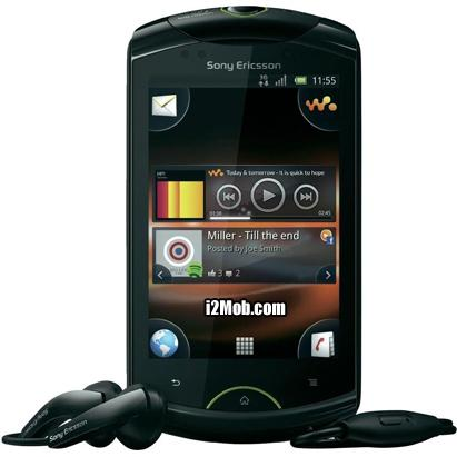 Sony Ericsson Live with Walkman سعر ومواصفات