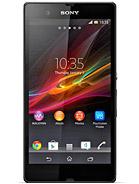 Sony Xperia Z C6602 سعر ومواصفات