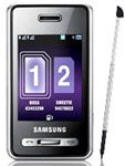 Samsung D980 سعر ومواصفات