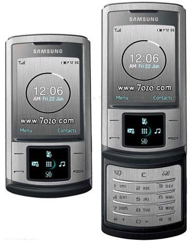 Samsung U900 سعر ومواصفات