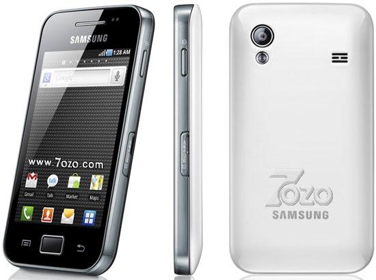 Samsung S5830 Galaxy سعر ومواصفات