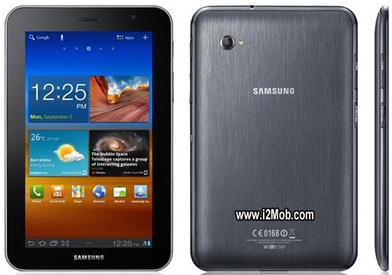 Samsung P6200 Galaxy Tab 7.0 Plus سعر ومواصفات