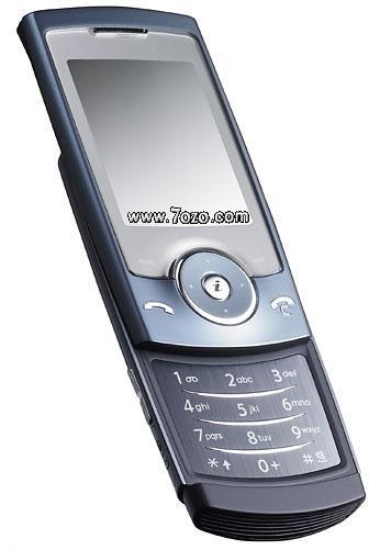 Samsung U600 سعر ومواصفات