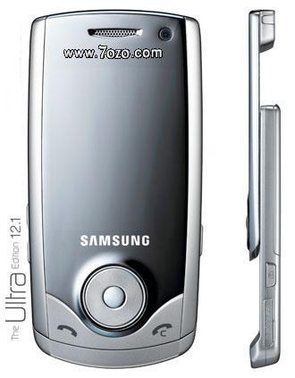 Samsung U700 سعر ومواصفات