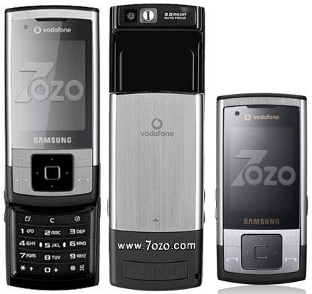 Samsung L810 Steel سعر ومواصفات