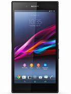 Sony Xperia Z Ultra سعر ومواصفات